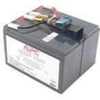 SUA500JB/SUA750JB 交換用バッテリキット RBC48L【返品不可】