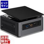 Core i5搭載 小型PCベアボーン 2.5インチ/M.2 SSD対応 BOXNUC7I5BNH