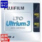 FUJI LTO FB UL-3 400G JX5 LTO Ultrium3 データカートリッジ 記憶容量400GB(非圧縮時) / 800GB(圧縮時) カートリッジ色ブルーグレ...