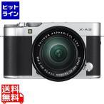 FUJI FILM デジタルカメラ X-A3 レンズキット SILVER