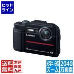 パナソニック コンパクトデジタルカメラ DC-FT7 ブラック 1台