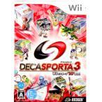 "Wii デカスポルタ3 Wiiでスポーツ""10""種目!【新品】"