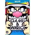Wii U GAME &WARIO【中古】