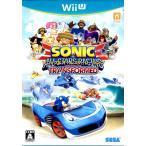 Wii U ソニック&オールスターレーシング TRANSFORMED【新品】