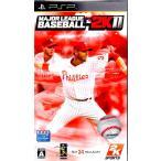PSP MAJOR LEAGUE BASEBALL 2K11【新品】