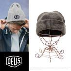 Deus ex Machina デウス エクス マキナ ニットキャップ 帽子 ニット帽  SHIELD BIANIE CA