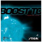 STIGA(スティガ) 卓球 ラバー テンション系裏ソフト ブーストTC レッド 特厚 9895-23