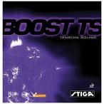 STIGA(スティガ) 卓球 ラバー テンション系裏ソフト ブーストTS ブラック 中厚 9898-18