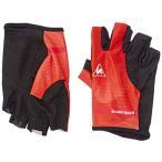 [ルコックスポルティフ] 3Dフィットグローブ/ 3D Fit Glove なし 3Dフィットグローブ RED 日本 M (日本サイズM相当)
