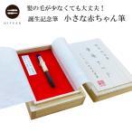 誕生記念筆 小さな赤ちゃん筆 【お仕立券】 誕生記念筆・赤ちゃん筆・ベビー・髪の毛・出産祝い・記念品・メモリアル・胎毛筆