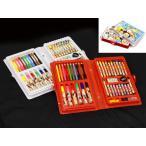 ディズニー ツムツム 42Pアートセット 色ペン クレヨン 色鉛筆