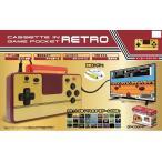 カセットinゲームポケット レトロ テレビゲーム機 ゲーム内臓27種類 ファミコンFC互換機