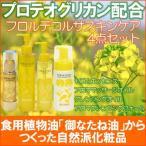 【送料無料】Flor de Colza フロルデコルサ・スキンケア4点セット・プロテオグリカン基礎化粧品・葉の花トラスト・エイジングケア