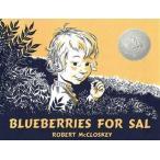 【洋書】Blueberries for Sal