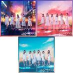 【HKT48】意志 初回生産盤 タイプA+B+C ABC 計3枚セット CD+DVD ※特典無し 未再生 美品 中古 まとめ買い!