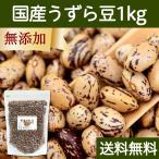 国産うずら豆1kg うずらまめ ウズラマメ 北海道産 無添加 送料無料