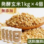 国産発酵玄米1kg×4袋 酵素玄米 米麹 酵素ごはん 酵素ご飯 送料無料