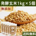 国産発酵玄米1kg×5袋 酵素玄米 米麹 酵素ごはん 酵素ご飯 送料無料