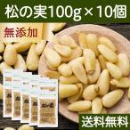 松の実100g×10個 無添加 無塩 ノンオイル 食材 新鮮 美味しい おいしい ソース作りに 料理の見栄え 食べごたえ チャック付き袋 送料無料