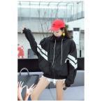 マウンテンパーカーレディースおしゃれウインドブレーカージャンパーアウター韓国ファッション10代20代高校生中学生通学大きいサイズ2189