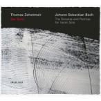Bach, Johann Sebastian バッハ / 無伴奏ヴァイオリンのためのソナタとパルティータ 全曲 トーマス・ツェートマイ