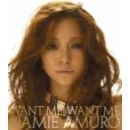 安室奈美恵 / WANT ME,  WANT ME  〔CD Maxi〕