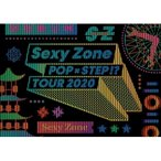 Sexy Zone / Sexy Zone POP×STEP!? TOUR 2020【初回限定盤】+α(Blu-ray)  〔BLU-RAY DISC〕