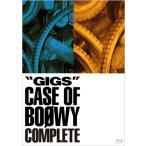"""BOΦWY (BOOWY) ボウイ / """"GIGS"""" CASE OF BOφWY COMPLETE  〔BLU-RAY DISC〕"""