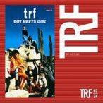 TRF / BOY MEETS GIRL  〔CD Maxi〕