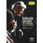 Brahms ブラームス / 交響曲全集 カラヤン&ベルリン・フィル(2DVD)  〔DVD〕