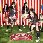SCANDAL スキャンダル / BEST★SCANDAL  〔CD〕