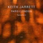 Keith Jarrett キースジャレット / Paris  /  London Testament 輸入盤 〔CD〕