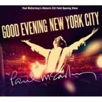 Paul Mccartney ポールマッカートニー / Good Evening New York City〜Best Hits Live 国内盤 〔CD〕