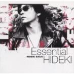 Essential HIDEKI 30th Anniversary Best Collection 1972-1999 CD BVCK-38078