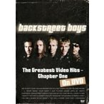 Backstreet Boys バックストリートボーイズ / Greatest Video Hits - Chapter One  〔DVD〕