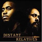 Nas & Damian Marley ナズアンドダミアンマーリー / Distant Relatives 輸入盤 〔CD〕