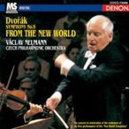 Dvorak ドボルザーク / 交響曲第9番『新世界より』 ノイマン&チェコ・フィル(1993)  〔Blu-spec CD〕