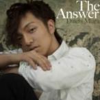 三浦大知 ミウラダイチ / The Answer  〔CD Maxi〕