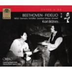Beethoven ベートーヴェン / 『フィデリオ』全曲 ベーム&ウィーン国立歌劇場、メードル、デルモータ、他(1