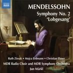 Mendelssohn メンデルスゾーン / 交響曲第2番『讃歌』 準・メルクル&ライプツィヒMDR交響楽団、ツィーザ