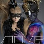 m.o.v.e ムーブ / oveRtaKerS SPIRIT (+DVD)  〔CD〕