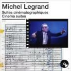 Michel Legrand ミシェルルグラン / Suites Cinematographiques 輸入盤 〔CD〕