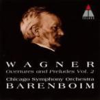 Wagner ワーグナー / 管弦楽曲集第2集 バレンボイム&シカゴ交響楽団 国内盤 〔CD〕