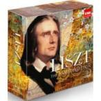 Liszt リスト / 『ザ・ピアノ・コレクション』 チッコリーニ、シフラ、ルディ、ワッツ、アンスネス、他(1