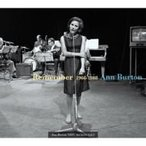 Ann Burton アンバートン / Memorial Album 1966-1988 国内盤 〔CD〕