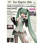 """ショッピング初音ミク 初音ミク ハツネミク / MIKUNOPOLIS in LOS ANGELES """"はじめまして、初音ミクです""""  〔DVD〕"""