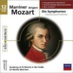 Mozart モーツァルト / 交響曲全集 マリナー&アカデミー室内管弦楽団(12CD) 輸入盤 〔CD〕