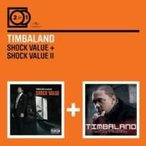 Timbaland ティンバランド / 2 For 1:  Shock Value  /  Shock Value 2 輸入盤 〔CD〕