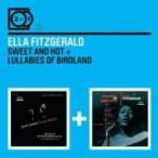 Ella Fitzgerald エラフィッツジェラルド / Lullabies Of Birdland  &  Sweets And Hot 輸入盤 〔CD〕