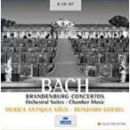 Bach, Johann Sebastian バッハ / ブランデンブルク協奏曲全曲、管弦楽組曲全曲、ほか ゲーベル  /  MAK(8CD) 輸入